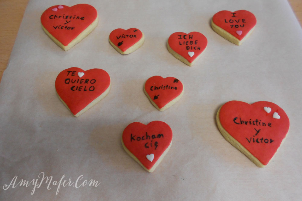GALLETASCORAZONAMORENAMORADOS