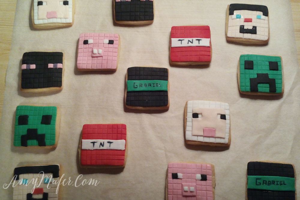 GALLETASMINECRAFT