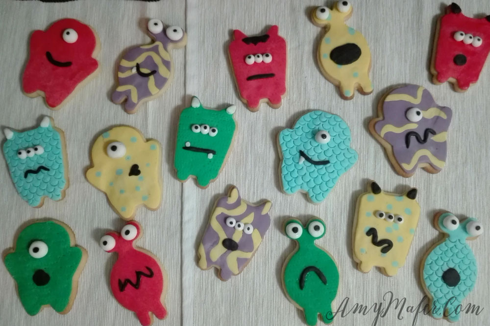 GALLETASMONSTRUOSBABYSHOWER