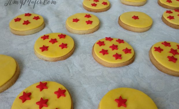 GALLETASDRAGONBALL